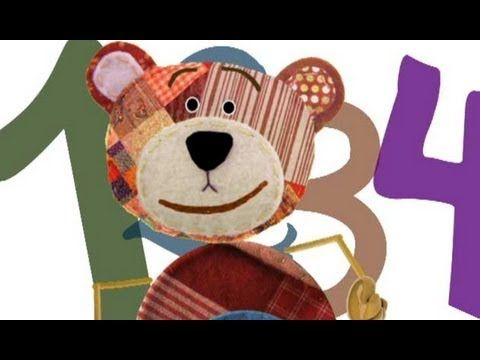 Los números. Spanish Song for Children. Teaching with Music