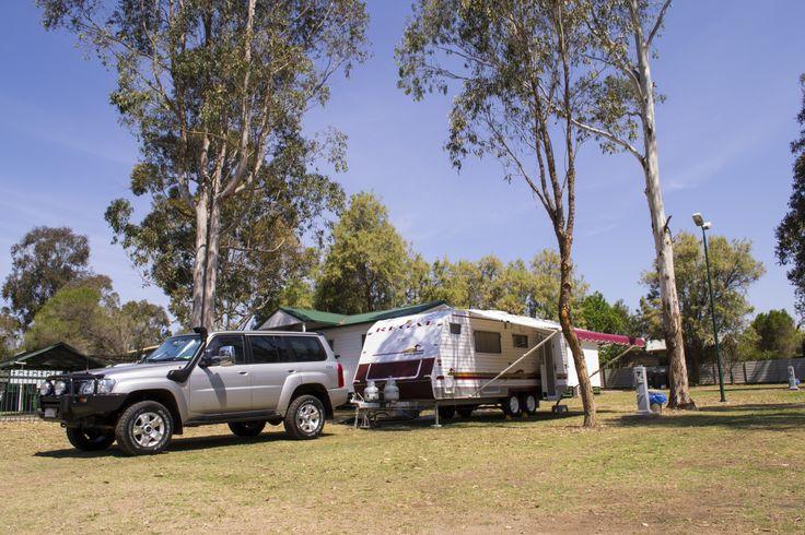 Kahlers Oasis Caravan Park Powered Sites