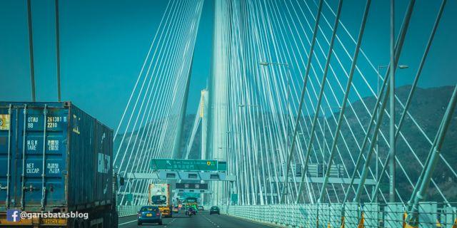 Perjalanan ke Shenzhen, Guangdong China melalui Bandara Hong Kong