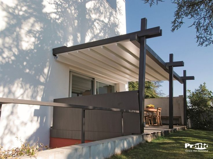 aluminium pergola with sliding cover tecnic stil tecnic collection by pratic orioli. Black Bedroom Furniture Sets. Home Design Ideas