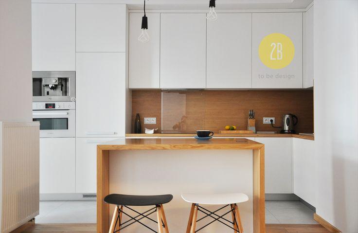 white kitchen, biała kuchnia, wyspa kuchenna