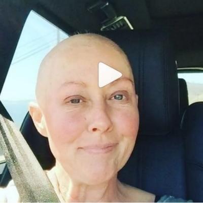 Atteinte d'un cancer Shannen Doherty donne de ses nouvelles - Est Républicain