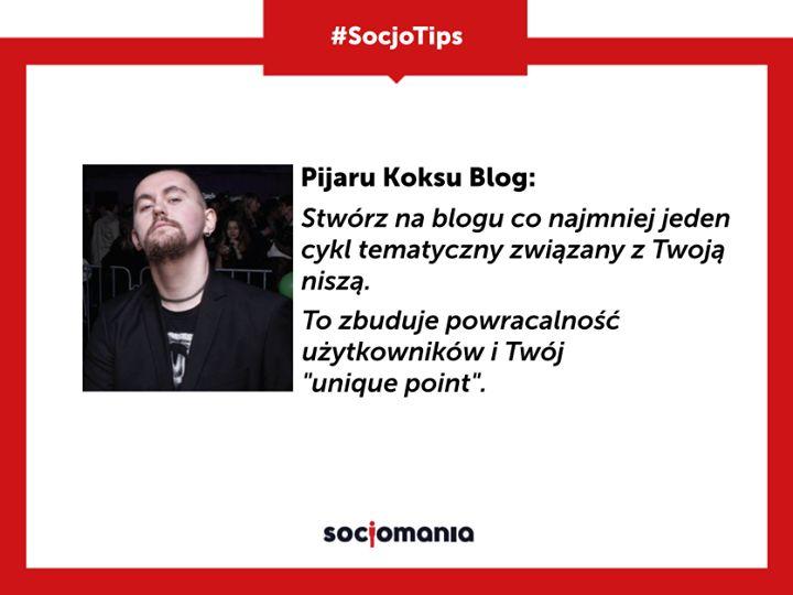 #SocjoTips #PijaruKoksuBlog