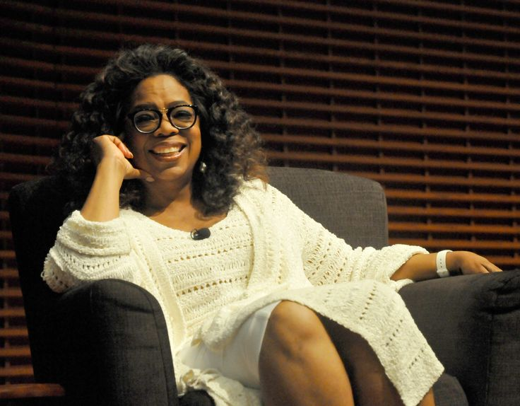 Oprah Winfrey: The Secret of My Success by Stanford Graduate School of Business via slideshare