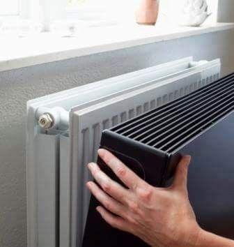 DESIGN RADIATOR COVER: Weg met oude radiators. Deze budgetvriendelijke covers integreren een strakke look in uw hedendaags interieur. Snelle magnetische montage, zonder warmeteverlies (open onder, boven en achteraan met 100% warmtegeleiding vooraan). Op maat gemaakt en keuze uit 24 kleuren. Nu online te bestellen via: www.sentimo.be