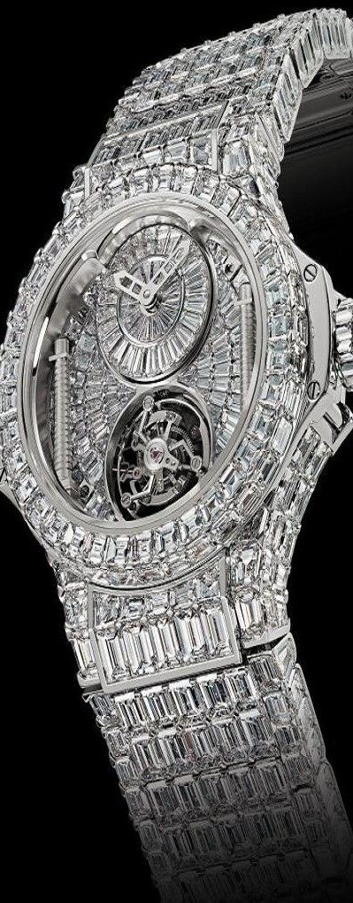 LV diamond watch for ladies | LBV ♥✤