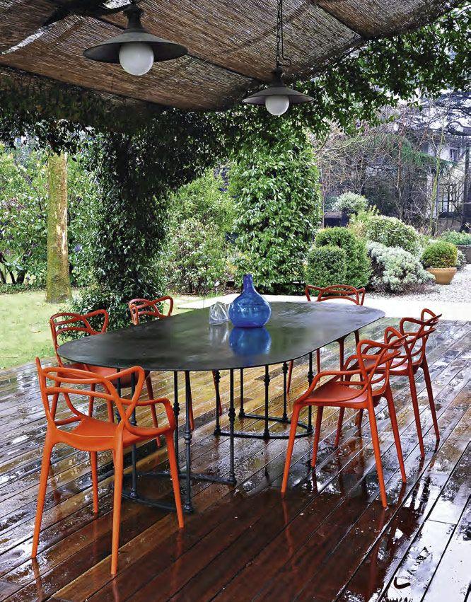 Kartell Stuhl Masters, Philippe Starck U0026 Eugeni Quitllet, 2009 · Modern  ChairsModern Outdoor ...