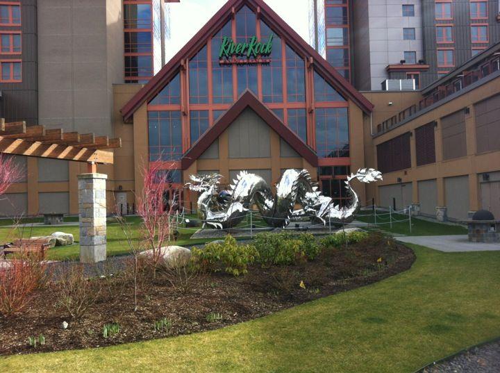 River Rock Casino Resort in Richmond, BC