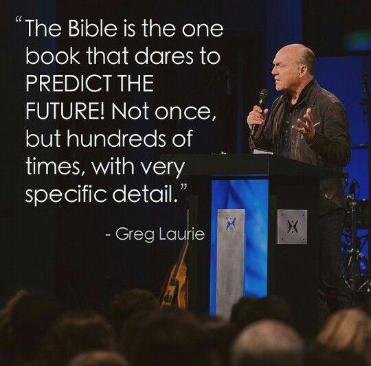 Pastor Greg Laurie, Harvest Christian Fellowship / Harvest Ministries