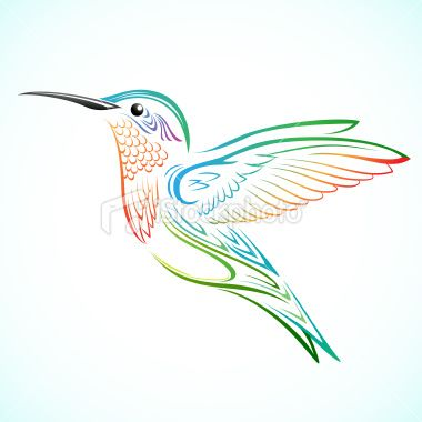 the beauty of a hummingbird reminds me of my grandma who was the most selfless, kind, most loving woman I know