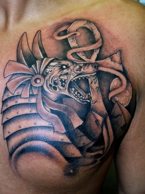 100 Mystifying Egyptian Tattoos Designs awesome  Check more at http://fabulousdesign.net/egyptian-tattoos-designs/