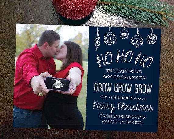The 25 Best Maternity Christmas Card Ideas On Pinterest