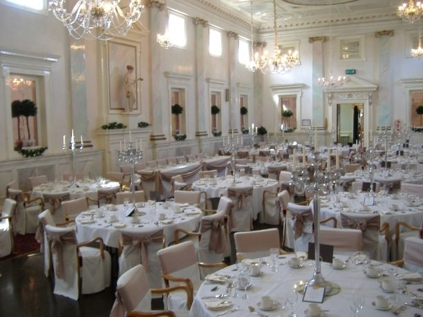 Lincoln County Assembly Rooms Wedding Venue In Lincolnshire