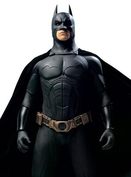 Костюмы бэтмена из разных фильмов