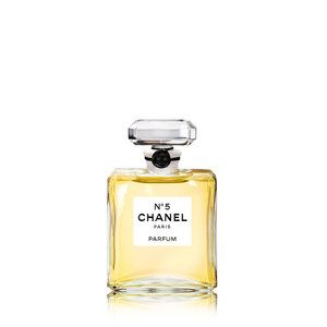 Chanel N°5 parfum flacon.
