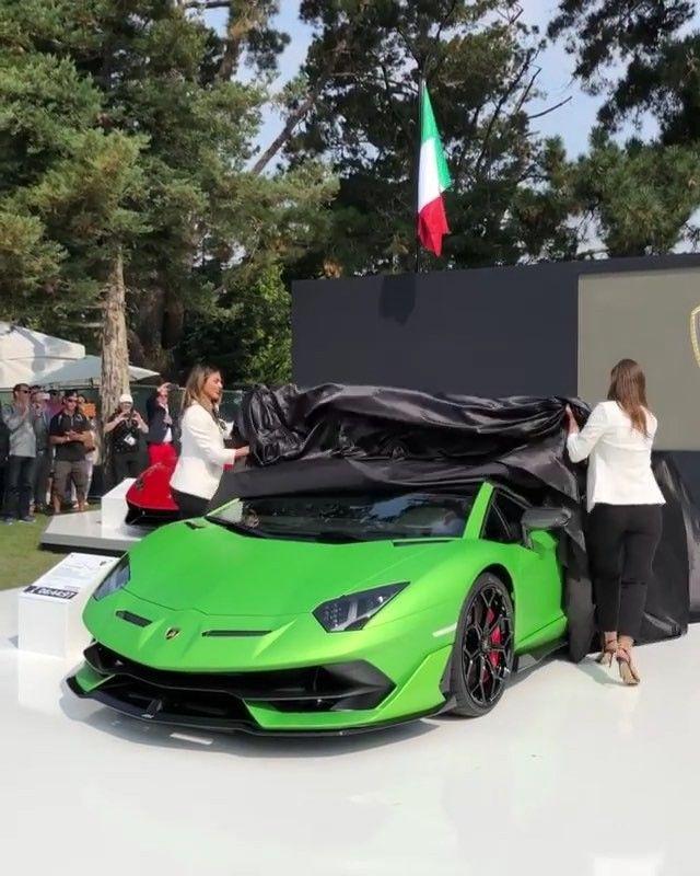 Lamborghini Aventador Svj V12 Engine Top Speed 350km H 217mph 770 Horsepower 0 60 100 In 2 8 Seconds Supercar Ca Lamborghini Fast Cars V12 Engine