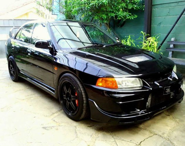 Mitsubishi Lancer Evolution iv Convertion car  300-#### 1997 Brand new Book updated (weight,tyre size,colour,engine number,model ) Up to date clear documents Registered Owner Daily driven car Evo 8 engine & Evo 8.5 turbo Evo 9 injectors Rallyart plug wires Iridium plugs Racing cams HKS sqv iv blow off valve Pipe cross air filter adapter Brand new 4