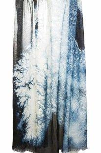 Kristine Vikse Norway scarf