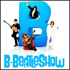 B A Tribute to The Beatls at The Saxe Theater in The Miracle Mile Shops at Planet Hollywood is a great Las Vegas Beatles tribute that pays loving homage to the most popular band of all time.