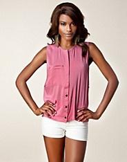 Memory Shirt - Just Female - Rose - Blusar & skjortor - Kläder - NELLY.COM Mode online på nätet $549