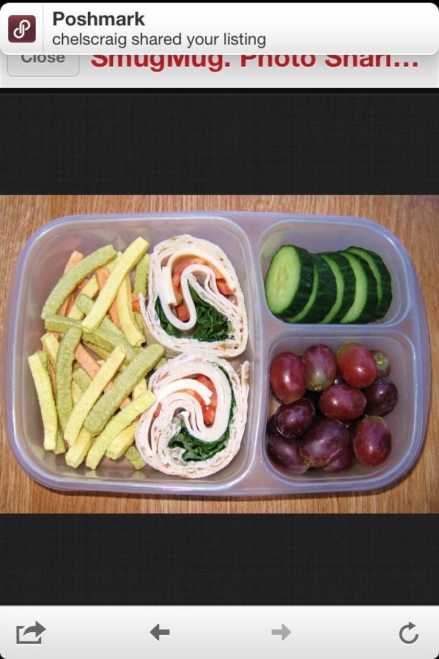 Lunch idea