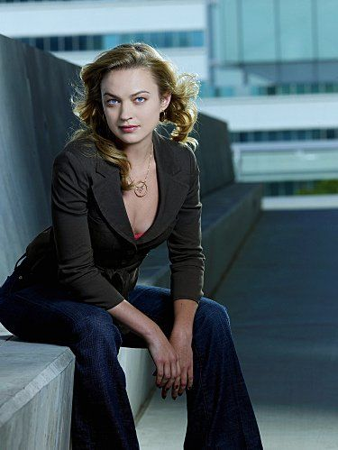 Sophia Myles as Beth Turner in Moonlight
