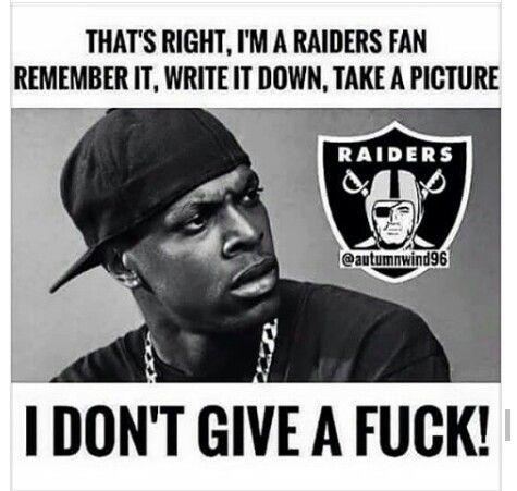 Raiders !!!!
