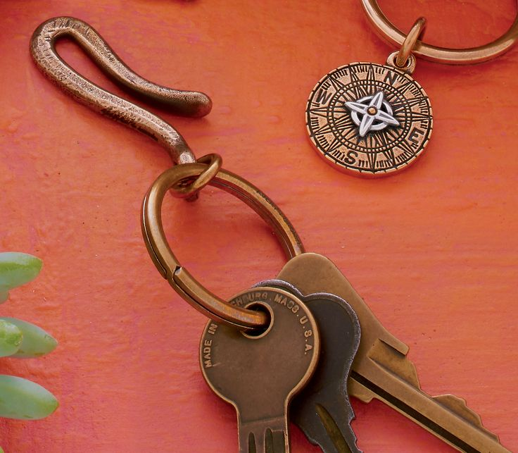 Summer Collection - Pocket Hook Key Chain #JamesAvery
