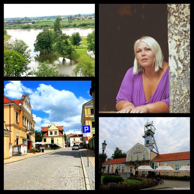 Пышка-путешественница: Второй день Путешествия: Сандомир (польск. Sandomierz) и Соляная шахта в Величке