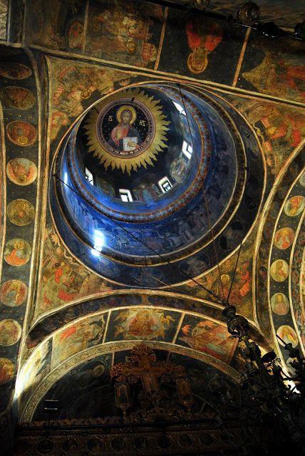 The Dome More Orthodox church interiors: http://whispersofanimmortalist.blogspot.com/2015/04/church-interior-1.html