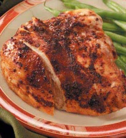 Herbed Slow Cooker Chicken