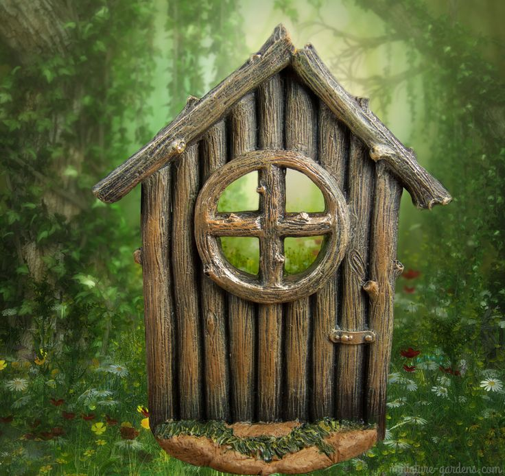 35 best images about fairy doors on pinterest miniature for Mini fairy door