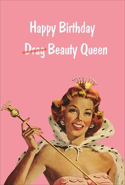 Lol bluntcard dragqueen birthday BLUNTCARD Pinterest