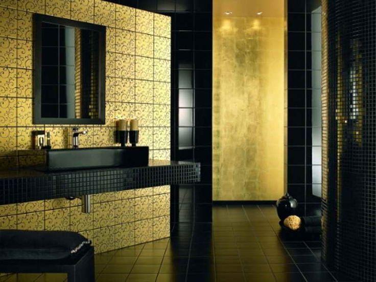 Gold Tile Bathroom Photos Of Bathroom Tile Designs With