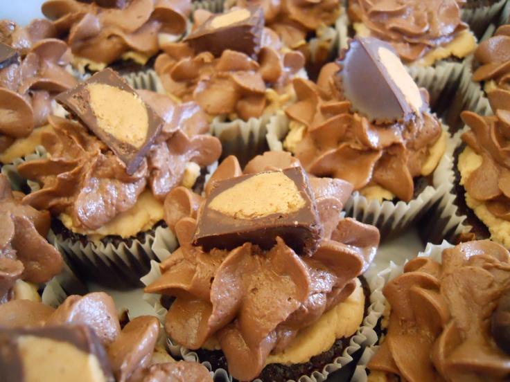 Chocolate Peanut Butter Bombs! #