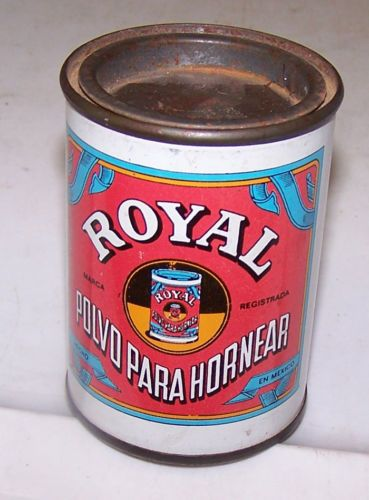 vintage royal baking powder - photo #25
