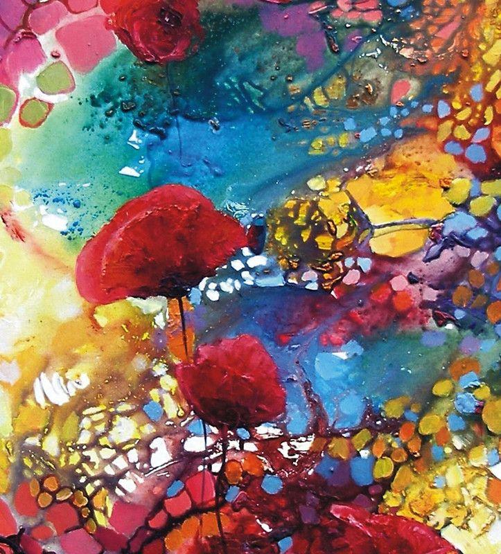Poppies Ladies VI