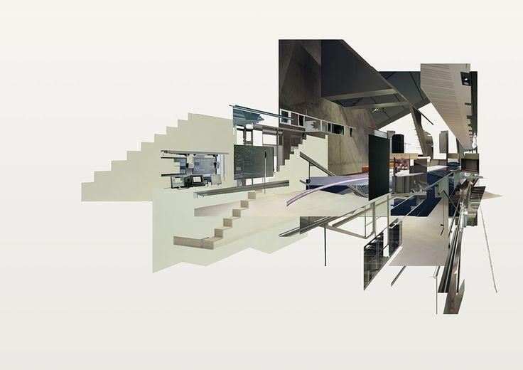 Radio Bremen source images by Klaus Frahm architect: Architekten Böge-Lindner