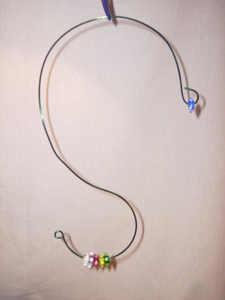 Green necklaceGreen Necklaces, Things