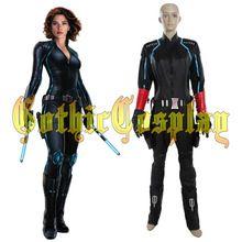 Black Widow Avengers Costume Women's Halloween Superhero Fancy Dress //Price: $US $96.99 & Up To 18% Cashback //     #gothicoutfit