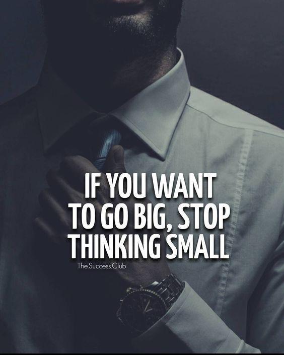Just believe it..
