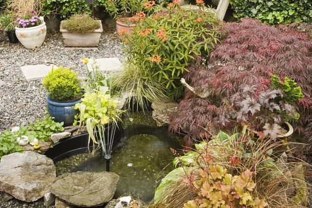 1000 Ideas About Small Water Features On Pinterest
