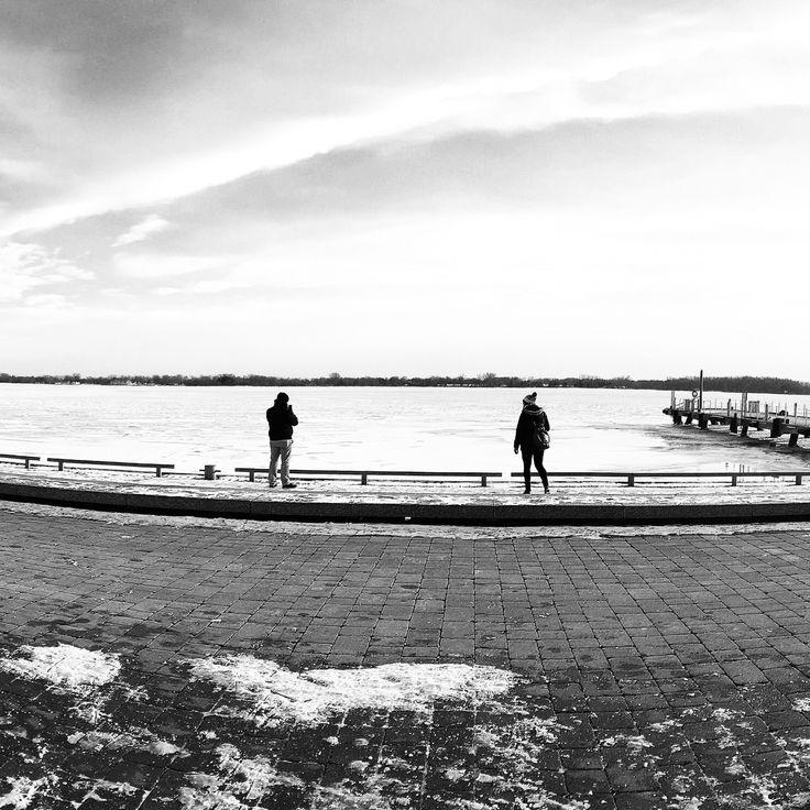Harbour Front Toronto.