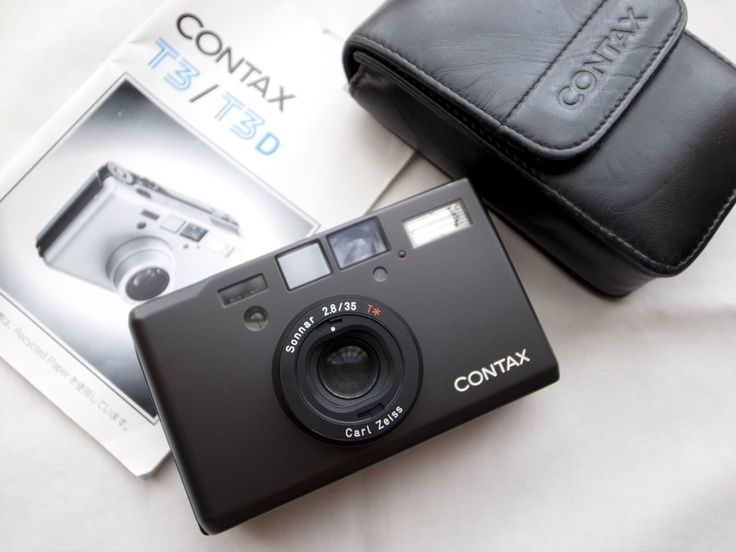 Premium compact cameras – A buyers guide | Japan Camera Hunter CONTAX T3