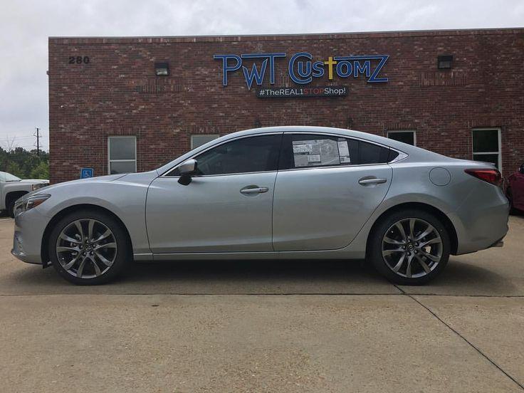 #Mazda6 #RidgelandMazda #MazdaofRidgeland #WindowTint #Pwtcustomz