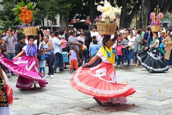 Oaxaca, Mexico 2012