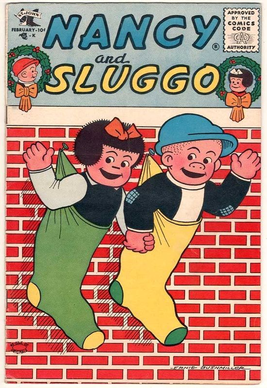 Nancy And Sluggo Comic Porn - Nancy and Sluggo