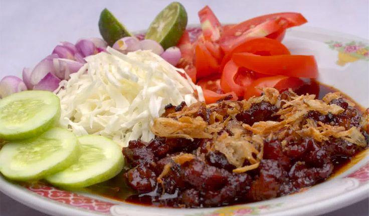 Sate Goreng Bu Wiro Mencicipi Kuliner Unik di Yogyakarta - Yogyakarta
