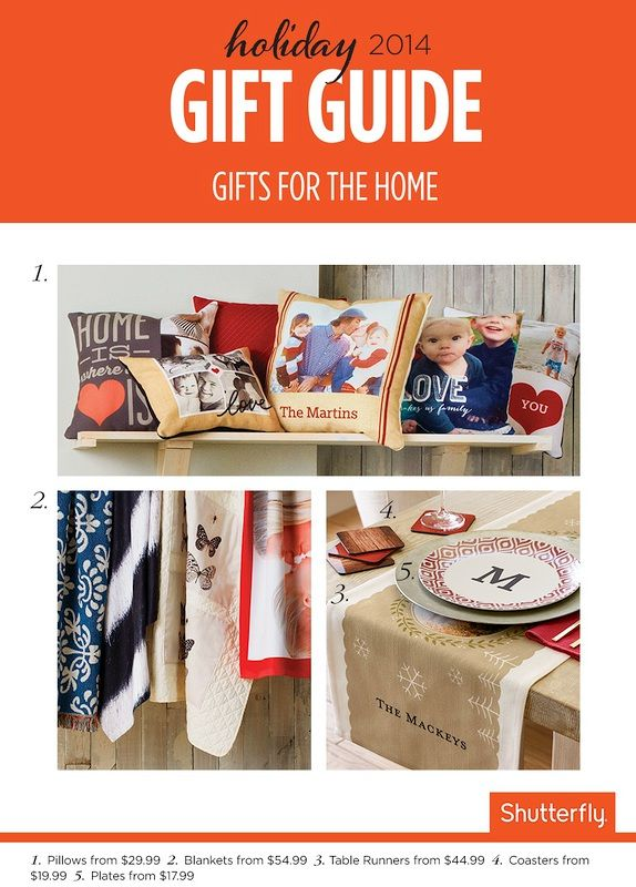 Personalize home accents with photos monograms or patterns for timeless gifts