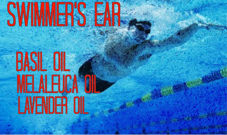 Swimmer's Ear and Essential oils http://nursefreckles.com/how-to-soothe-a-sunburn/